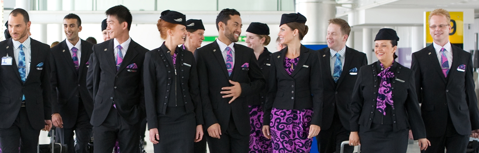 Air New Zealand - {subtitle}
