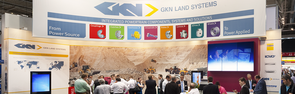 GKN OffHighway Systems - {subtitle}